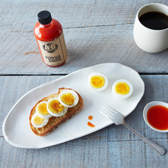 Food52 Eggs and Pepper Sauce