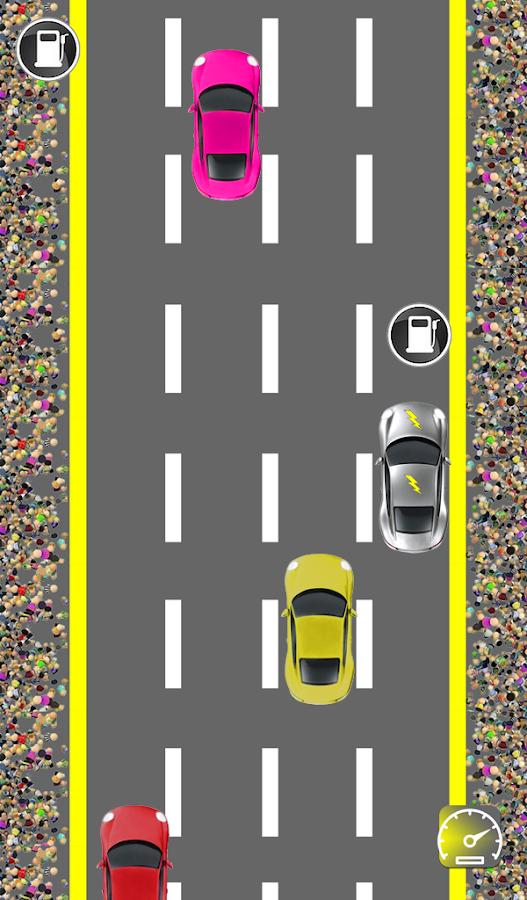 Cool Car Racing Game