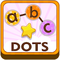 Dot to dot puzzle game icon