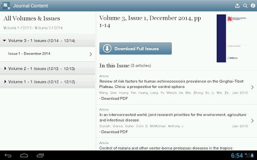 【免費書籍App】Infectious Diseases of Poverty-APP點子