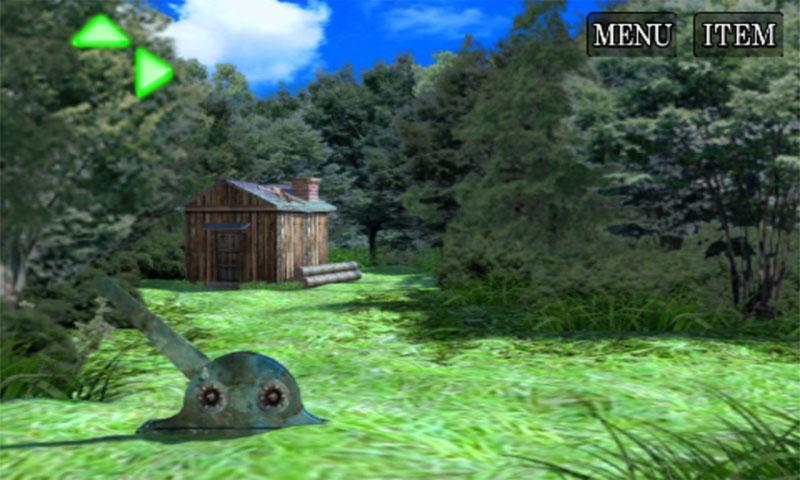 FLEE!-Lost Memory-- screenshot