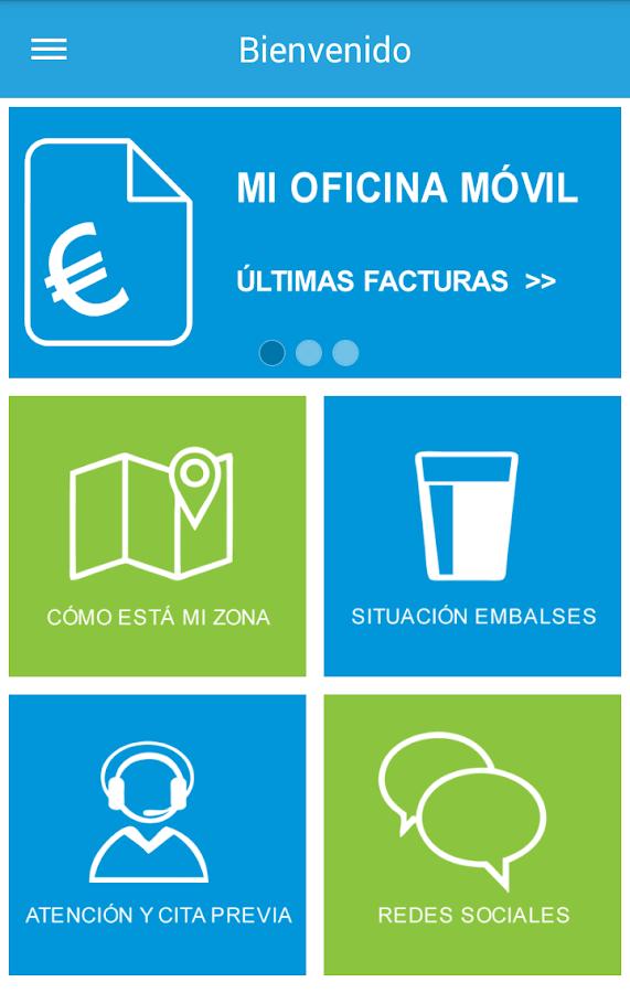 Mi emasesa android apps on google play for Oficina desempleo cita previa