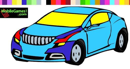 【免費休閒App】Race Car Coloring Game-APP點子