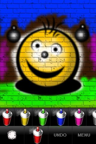 Spray Painter- screenshot