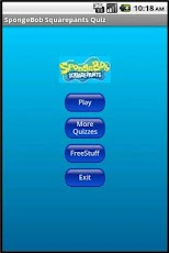 SpongeBob Squarepants Quiz