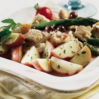 Spring Nicoise Potato Salad