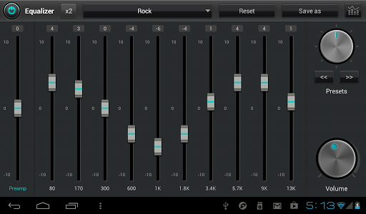 jetAudio Music Player+EQ Plus v5.2.2