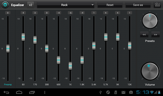 jetAudio Music Player+EQ Plus - screenshot thumbnail