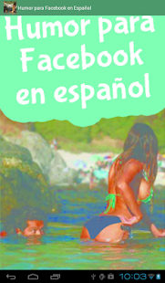 humor facebook en español - screenshot thumbnail