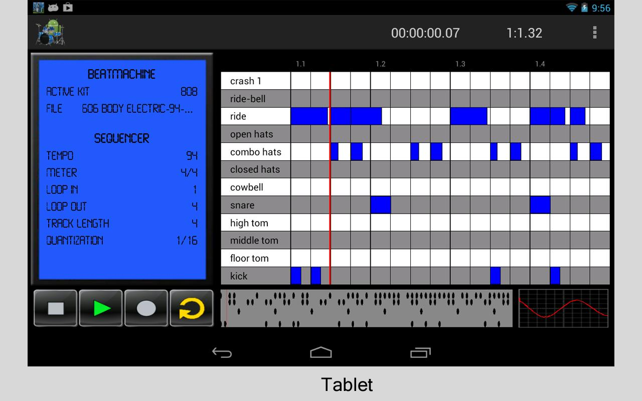 android drum machine? that is useable   any? - Gearslutz