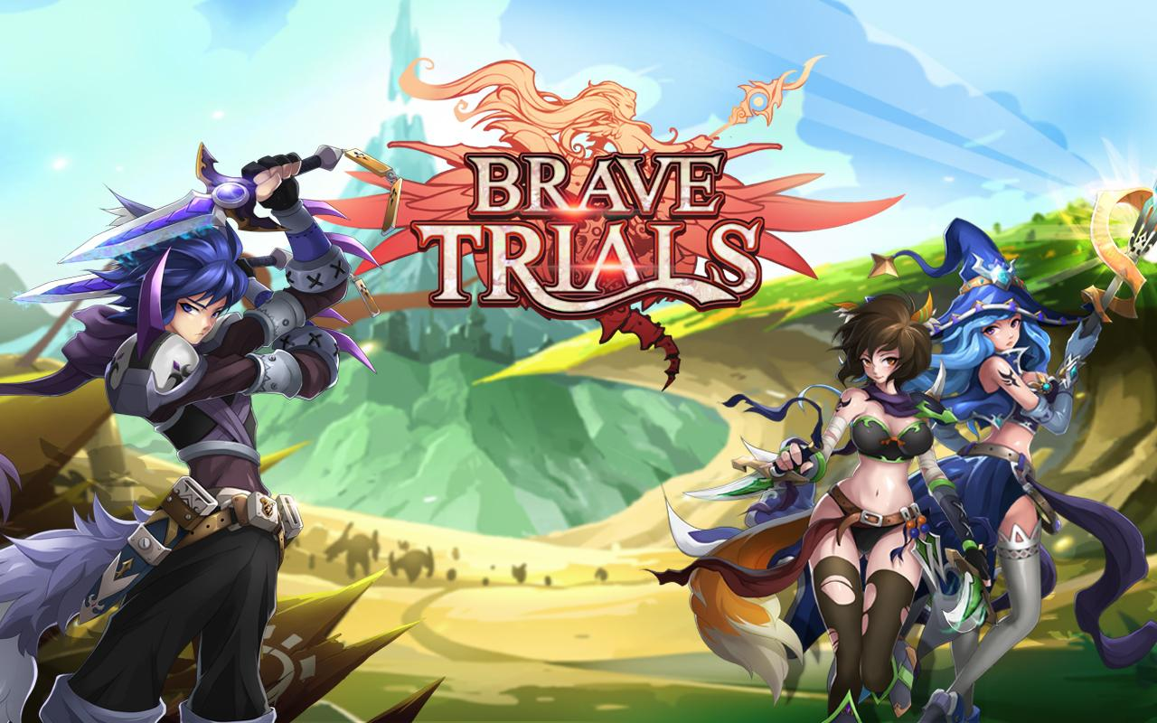 Brave Trials screenshot #1