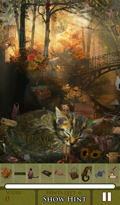 Hidden Object- Great Creatures - screenshot