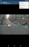 Screenshot of Webcams