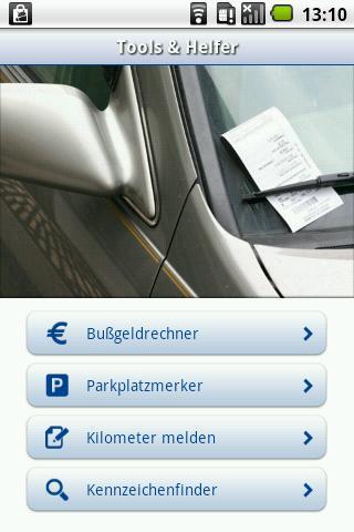 Öffentliche AutoMobil- screenshot