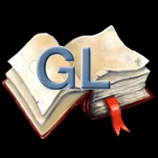 Cool Reader GL LOGO-APP點子