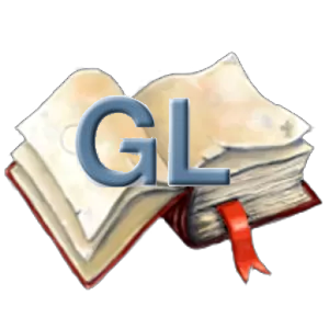 Cool Reader GL 書籍 App LOGO-硬是要APP