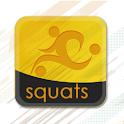 BeFit: squats logo