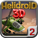 Helidroid 2 : 3D RC ヘリコプター icon