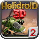 Helidroid 2 : 3D RC Helicopter mobile app icon
