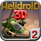 Helidroid 2: 3D RC Hélicoptère icon