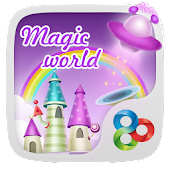 Magic World - GO Super Theme