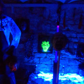 The Dungeon without using a flash by Joe Harris - Public Holidays Halloween