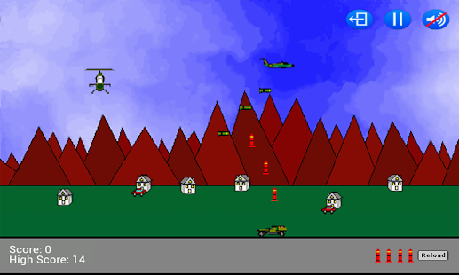 Air Defense- screenshot thumbnail