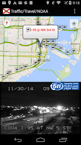 Miami Traffic Cameras Pro screenshot 3