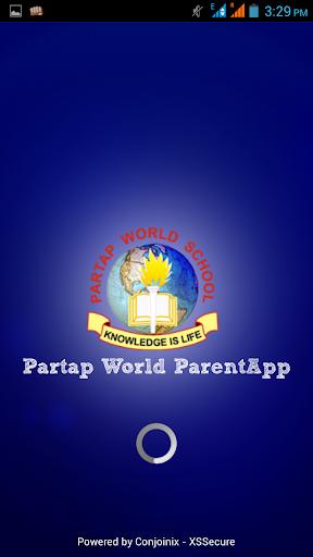 Partap World School ParentApp