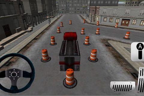 Juegos de Aparcar Camiones - screenshot