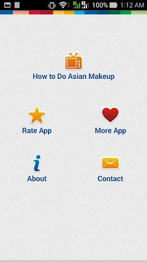 How to Do Asian Makeup