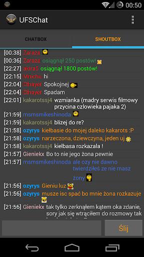 UFS Chat