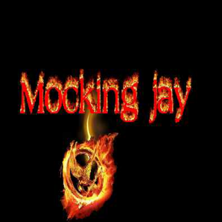 Mockingjay Fire Flames