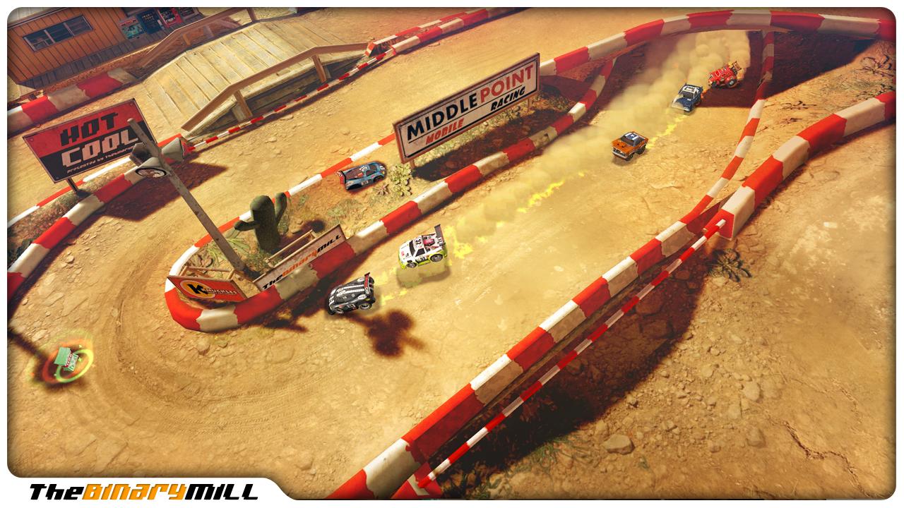 Mini Motor Racing screenshot #16