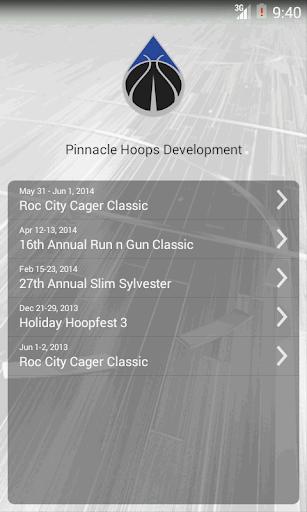 Pinnacle Hoops Development