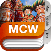 Moscow City Guide & Map