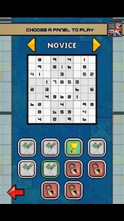 Sudoku HD Game Series - screenshot thumbnail