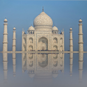 Taj Mahal by Amrita Bhattacharyya - Buildings & Architecture Public & Historical (  )