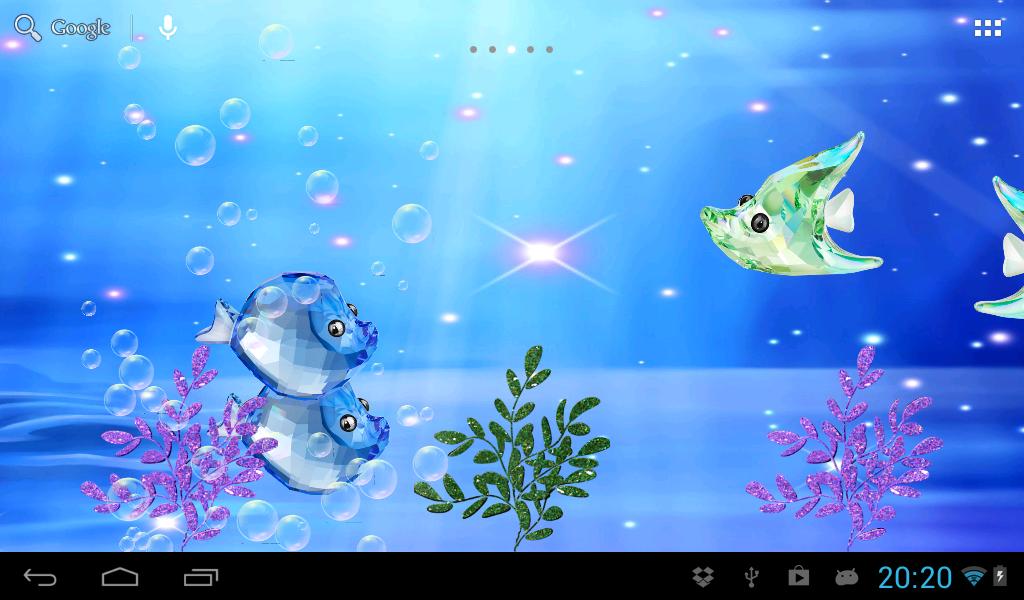 crystal fish aquarium - photo #6