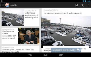 Screenshot of 24 Heures de Montréal