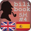 Sherlock Holmes #4 eng/spa pro icon