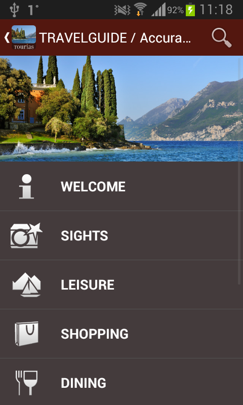 Lake Garda Travel Guide - screenshot