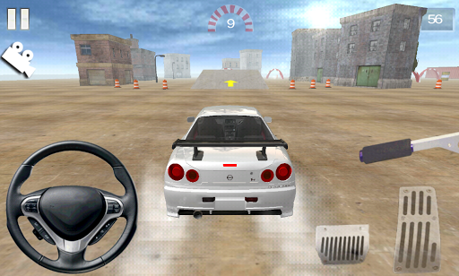 Drift car racing - 自動車レース