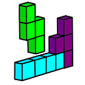Falling Blocks (ad free) icon