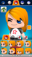 Screenshot of PaperChibi Lite 3D Papercraft