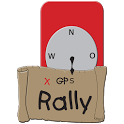 GPSRally - Easy Navigation icon