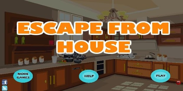 EscapeGame N35 - House Escape- screenshot thumbnail