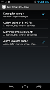 Nature Sounds Alarm Clock - screenshot thumbnail