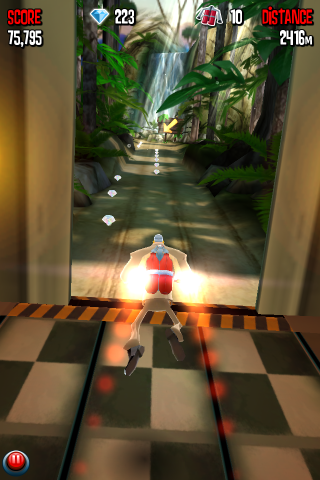 Agent Dash - screenshot