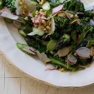 Asparagus Salad.